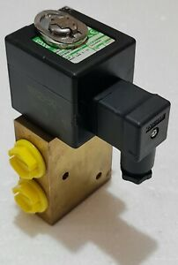 ASCO SC8327A607 DIRECT OPERATED SOLENOID VALVE S/N:100245590