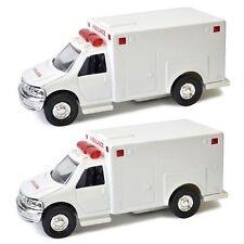 Matchbox Krankenwagen Modellbau
