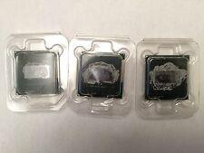 LOT OF 3 Intel I7 2760QM 2.4GHZ CPU Processor SR02W