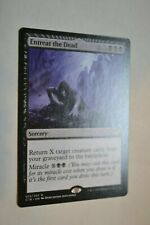 Magic the Gathering Entreat the Dead