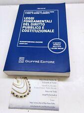 Leggi fondamentali del diritto pubblico e costituzionale - [Giuffrè Editore]