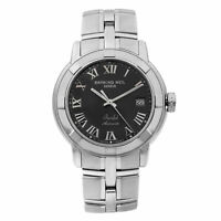 Raymond Weil Parsifal Steel Grey Dial Automatic Mens Watch 2841-ST-00608