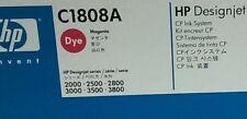 original HP C1808A Magenta CP INK System Patrone Druckkopf Reiniger 04/11
