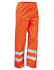 YOKO YK461 Warnschutz Regenhose Arbeitshose Sicherheitshose Freizeithose Bauhose