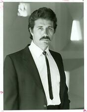 EDWARD JAMES OLMOS PORTRAIT MIAMI VICE ORIGINAL 1986 NBC TV PHOTO