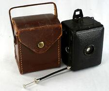 Zeiss Ikon Box Tengor, Frontar Lens