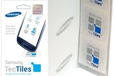 Samsung TecTiles Programmable NFC Tags For Samsung Galaxy S III