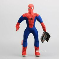 18'' The Avengers Spiderman Plush Toy Soft Stuffed Doll Figure Kids Xmas Gift