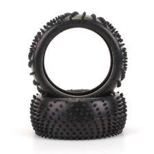 Schumacher SPIRAL 1/8th Tyre - Silver  (pr) - U6756