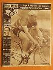 Miroir des Sports 450 du 15/3/1954-Le Belge R.Impanis gagne le Paris-Côte d'Azur