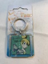 Tinkerbell Sprinkle A Little Magic Key Chain New