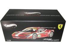 Ferrari 458 Italia Gt2 51 13th Le Mans 2011 Fisichella Bruni Vilander Elite 1:43