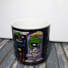 Marvin The Martian Coffee Cup Mug Looney Tunes Cartoons Applause 1995 Vintage