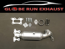 FITS: 2006-2011 Honda Civic 1.8L Front Catalytic Converter 2006 OBDII Direct-Fit