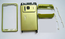 Full Green fascia housing cover facia case faceplate for Nokia N8 n 8