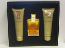 Theorema Fendi For Women 3 Pieces Set 1.7 oz EDP + 4.2 oz Lotion + 4.2 oz Gel