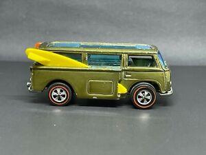 Hot Wheels Redlines Volkswagen Beach Bomb HK Olive