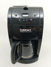 Cuisinart DGB-500BK 12 Cups Coffee Maker Grinder Grind & Brew Black