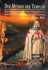 DER MYTHOS DER TEMPLER - Monika Hauf - Bohmeier Verlag BUCH - NEU OVP