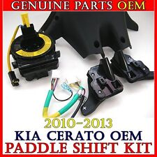 NEW OEM PADDLE SHIFT Switch Assembly KIT 5PCS For 2010 - 2013 KIA FORTE Cerato