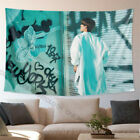 The Untamed Wang Yibo Tapestry Poster Background Cloth Wall Hanging BedroomDecor