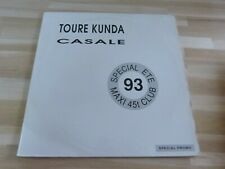 "TOURE KUNDA - Casale - 12"" promo ! M4040693 ! TREMA ! French"