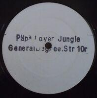"GENERAL DEGREE ~ Papa Love Jungle {DJ Stretch Remixes} ~ 12"" Single"
