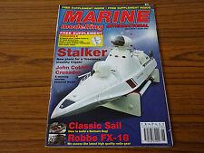 Marine Modellierung International: Juni 2003: Stalker, Robbe FX-18