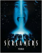 Screamers (Limited Edition) [New Blu-ray]