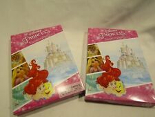 Two New Boxes *Disney Princess* Valentine Cards 64 Count