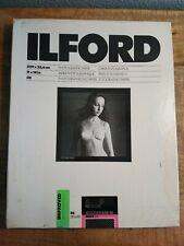 Ilford 11 X 14 Mgx.1M Multigrade lll Rc Deluxe Glossy Brilliant 50 Sheets