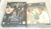 DICKENS BBC DVD LITTLE DORRIT AND OUR MUTUAL FRIEND REG 2