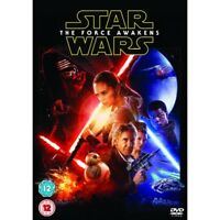 STAR WARS: THE FORCE AWAKENS BRAND NEW SEALED DVD - UK RELEASE FAST DISPATCH