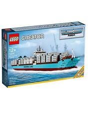 LEGO Creator 10241 Maersk Line Triple-E New Sealed Retired