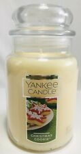 Yankee Candle Christmas Cookie 22 oz Large Single Wick Jar Candle Winter/Holiday