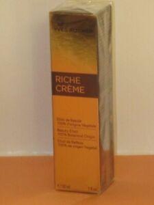 RICHE CREME YVES ROCHER BEAUTY ELIXIR 100% BOTANICAL ORIGIN - 30 ml. NEW