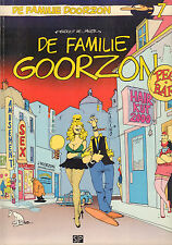FAMILIE DOORZON 07 - DE FAMILIE GOORZON  - Gerrit de Jager (1e DRUK)