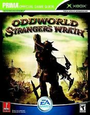 Oddworld Strangers Wrath XBOX Official Strategy Game Guide