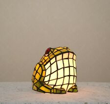 Stained Glass Tiffany Style Frog Night Light Table Desk Lamp. Cute!!!