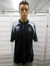 Thailand Asian Indoor Games 2009 Polo Mens 3L Embroidered rare