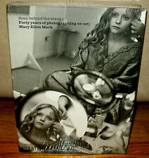 New Sealed Mary Ellen Mark Seen Behind the Scene Forty Years Photographing Film