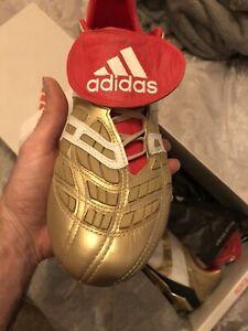 Adidas Predator Accelerator 11.5 Zidane Gold