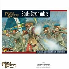 Warlord Pike & Shotte - Scots Covenanters Infantry (40) 28mm Plastic & Metal ECW
