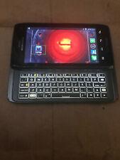 Motorola Droid 4 - 16GB - Black (Verizon) Smartphone xt894
