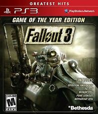 PlayStation 3 : Fallout 3: Game of The Year Edition VideoGames