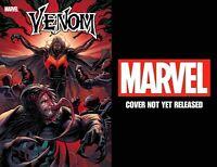 VENOM 30 2020 Shaw Main Cover A + Stegman Variant Marvel NM 11/18 Pre-Sell