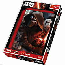 Star Wars Kylo Ren 1000 Piece Jigsaw Puzzle Storm Trooper Disney Trefl New