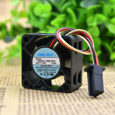 NMB-MAT 1608KL-05W-B39 fan 24V 0.08A 3wire 40*10*20mm #M2437 QL