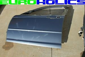 OEM Jaguar XJ8 XJR 04-07 Left Front Driver Door Shell GRAY LHL FREIGHT SHIPPING