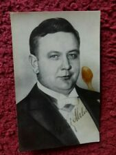 More details for lauritz melchior - american/danish opera singer   - autographed  photo